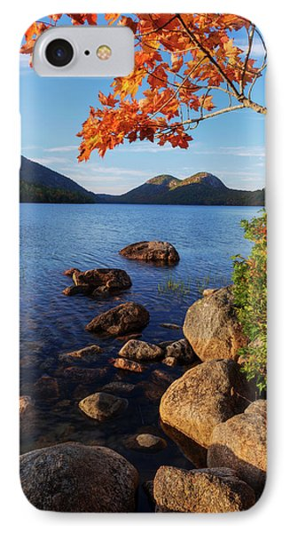 Calm Before The Storm IPhone Case by Chad Dutson