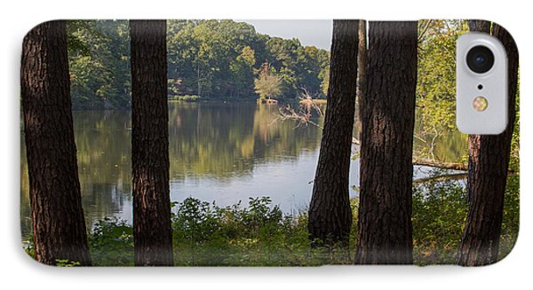 Calm Lake Waters IPhone Case