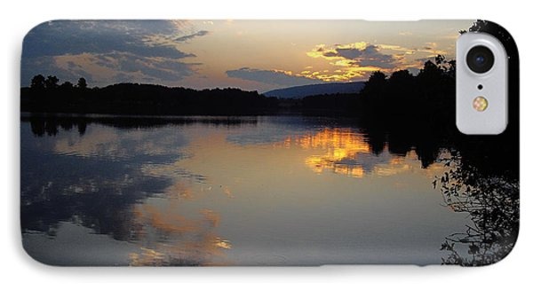 IPhone Case featuring the photograph Calm Sunset by Vilas Malankar