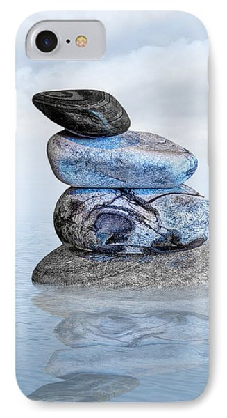 Calm Waters IPhone Case by Gill Billington