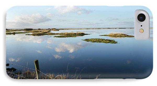 Calm Wetland IPhone Case by Kennerth and Birgitta Kullman