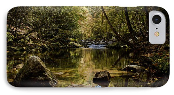 IPhone Case featuring the photograph Calmer Water by Douglas Stucky