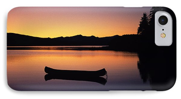 Calming Canoe Phone Case by John Hyde - Printscapes