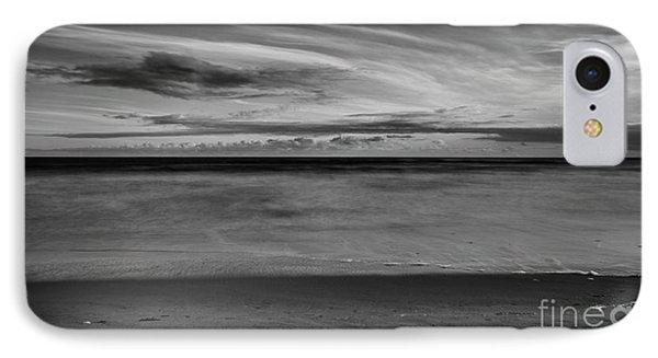 IPhone 7 Case featuring the photograph Calming Seas by Linda Lees