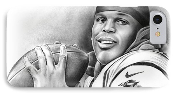 Cam Newton IPhone Case