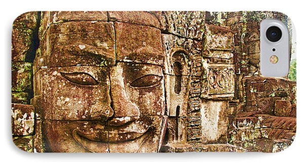 Cambodia Faces  Phone Case by Dennis Cox WorldViews