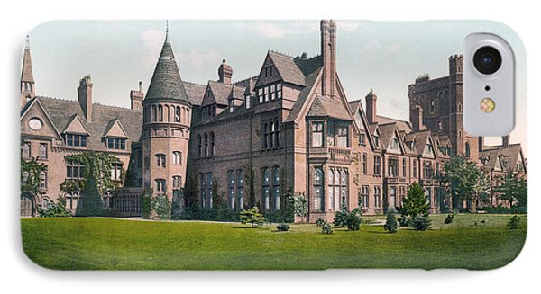 Cambridge - England - Girton College IPhone Case by International  Images