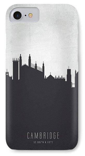 Cambridge England Cityscape 19 IPhone Case