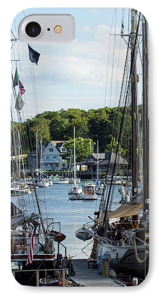 Camden Maine 4 IPhone Case