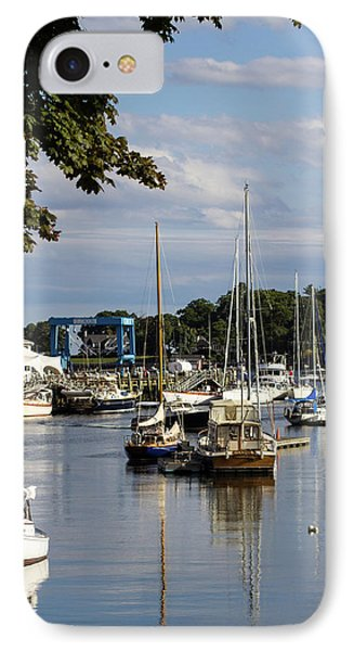 Camden Maine 6 IPhone Case
