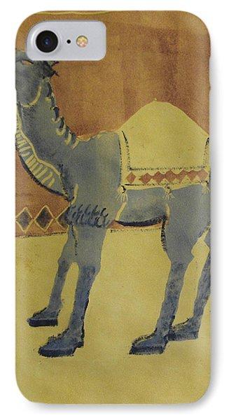 Camel With Diamonds IPhone Case