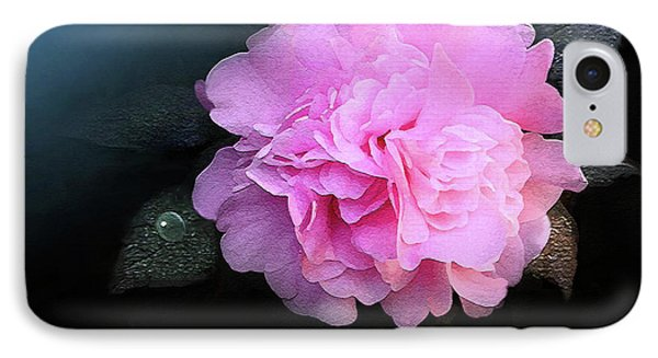 Camelia Phone Case by Robert Foster