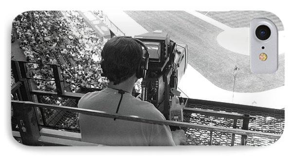 Camera's Man..... Phone Case by WaLdEmAr BoRrErO