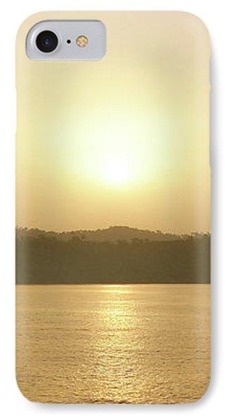 Cameroon Sunrise Africa IPhone Case