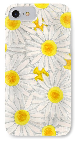 Camomiles IPhone Case
