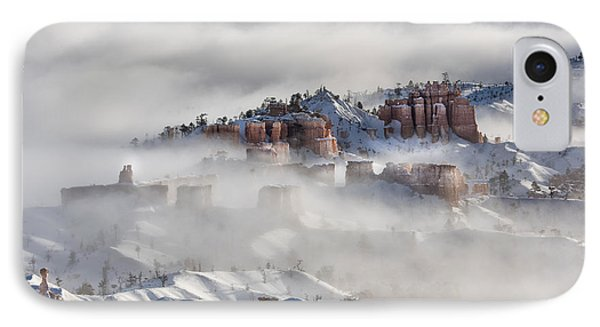 IPhone Case featuring the photograph Camouflage - Bryce Canyon, Utah by Sandra Bronstein