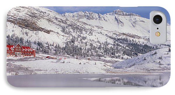 Canada, Alberta, Jasper National Park IPhone Case by Panoramic Images