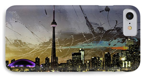 Canada- Toronto 01  IPhone Case by Gull G