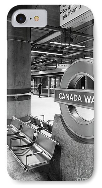 Canada Water IPhone Case