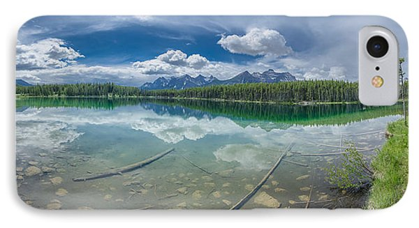 Canadian Beauty 2 IPhone Case by Thomas Born