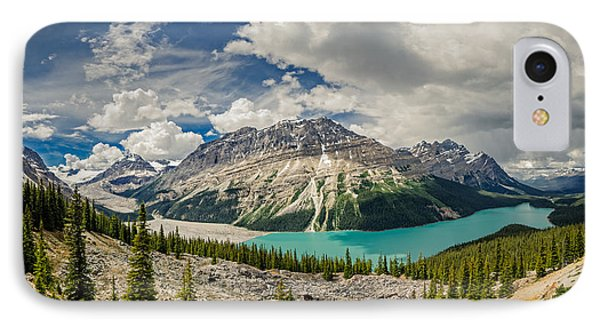 Canadian Beauty 3 IPhone Case by Thomas Born