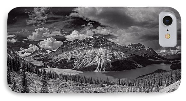 Canadian Beauty 4 IPhone Case by Thomas Born
