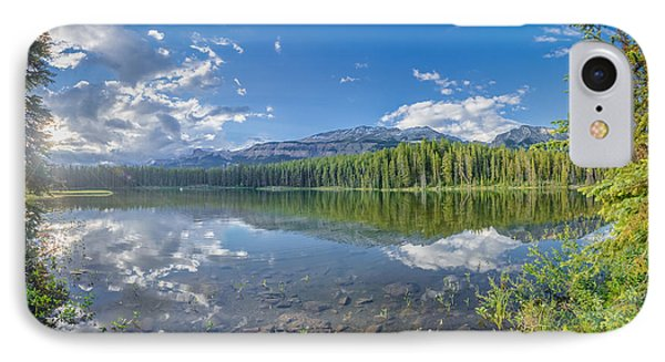 Canadian Beauty 5 IPhone Case by Thomas Born