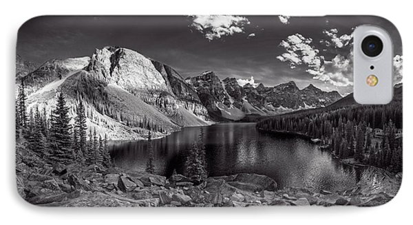 Canadian Beauty 6 IPhone Case by Thomas Born