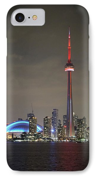 Canadian Landmark IPhone Case