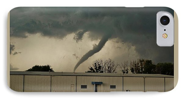 Canadian Tx Tornado IPhone Case