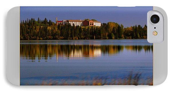 Canadian University College IPhone Case