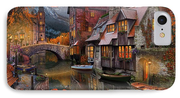Canal Home IPhone Case