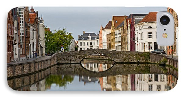 Canal Reflections IPhone Case