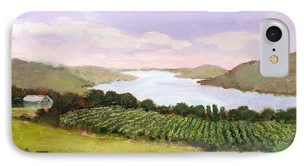 Canandaigua Lake IPhone Case by J Reifsnyder