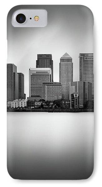 Canary Wharf II, London IPhone 7 Case