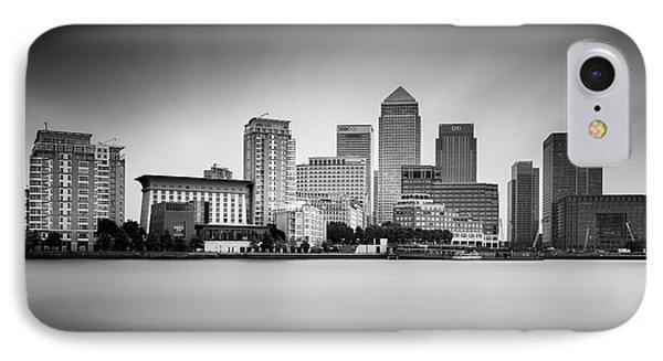 Canary Wharf, London IPhone 7 Case