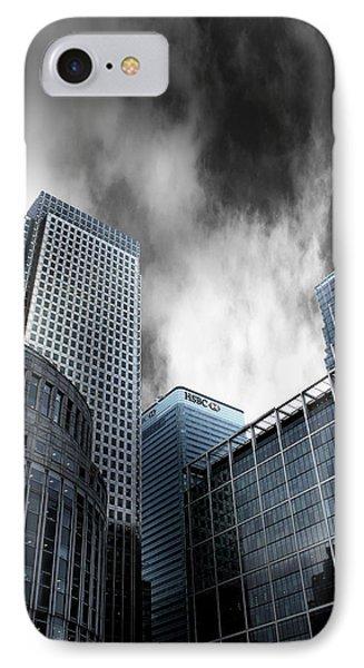 Canary Wharf IPhone 7 Case