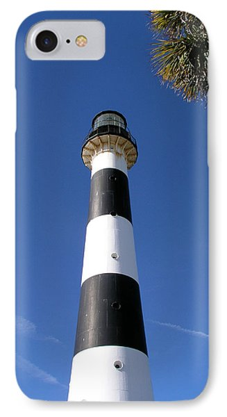 Canaveral Light Phone Case by Allan  Hughes