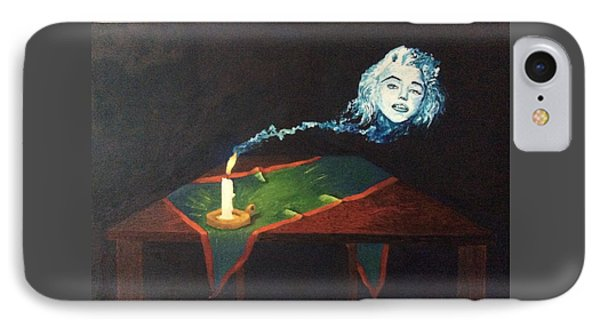 Candle In The Wind IPhone Case by Fabio Tedeschi