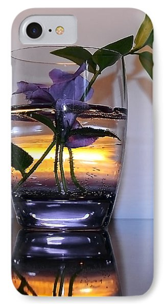 Candle Light Phone Case by Svetlana Sewell