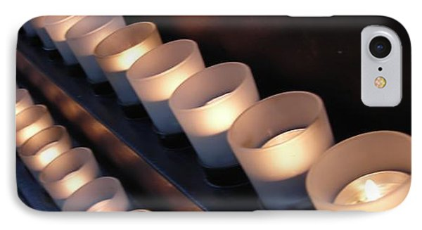 Candle Line IPhone Case