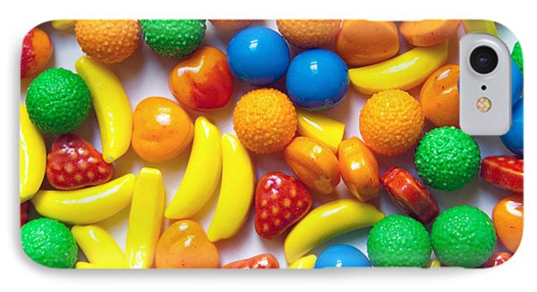 Candy Fruit IPhone Case by Art Block Collections