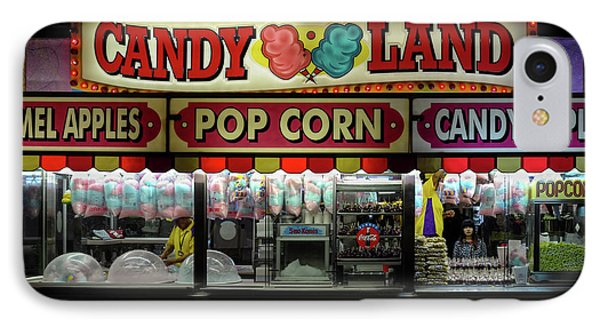 Candy Land IPhone Case by M G Whittingham