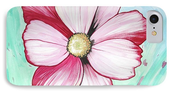 Candy Stripe Cosmos IPhone Case