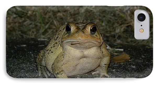 IPhone Case featuring the photograph Cane Toad by Terri Mills