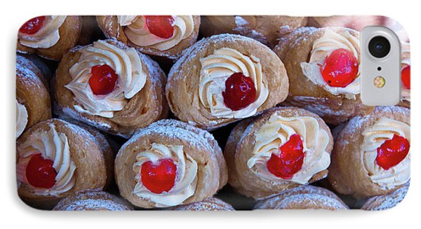 Cannoli IPhone Case by Harry Spitz