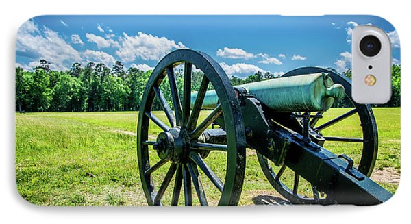 Cannon IPhone Case