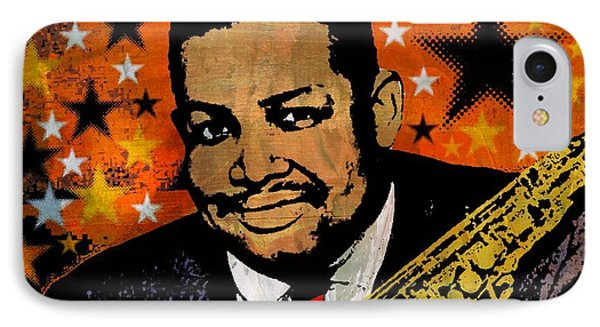 Cannonball Adderley IPhone Case by Otis Porritt