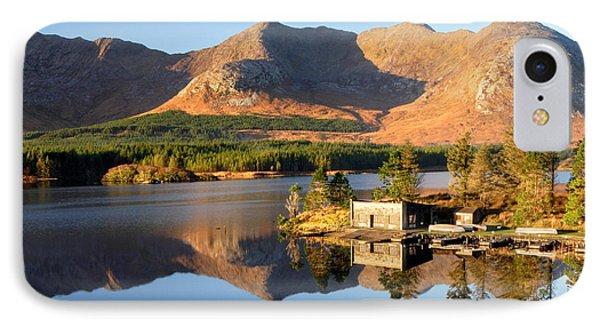 Canoe Club In Connemara Ireland Phone Case by Pierre Leclerc Photography