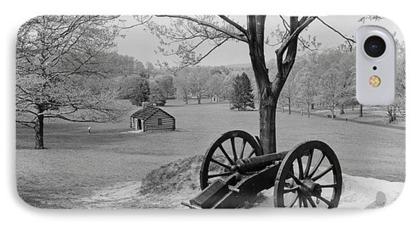 Canon At Valley Forge IPhone Case
